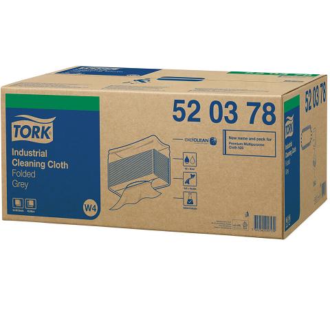 Ściereczki do czyszczenia TORK - karton