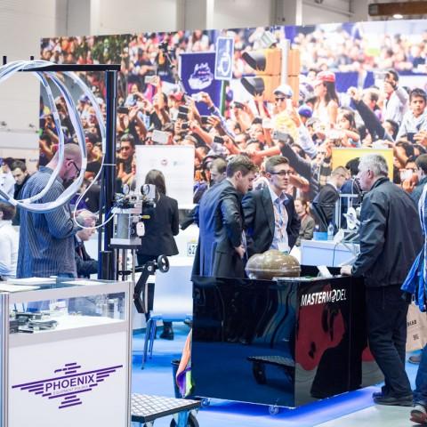 Kompozyt Expo 2015 Fair